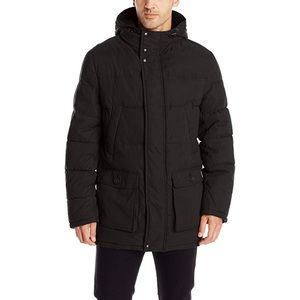 Dockers Microtwill Hooded Parka